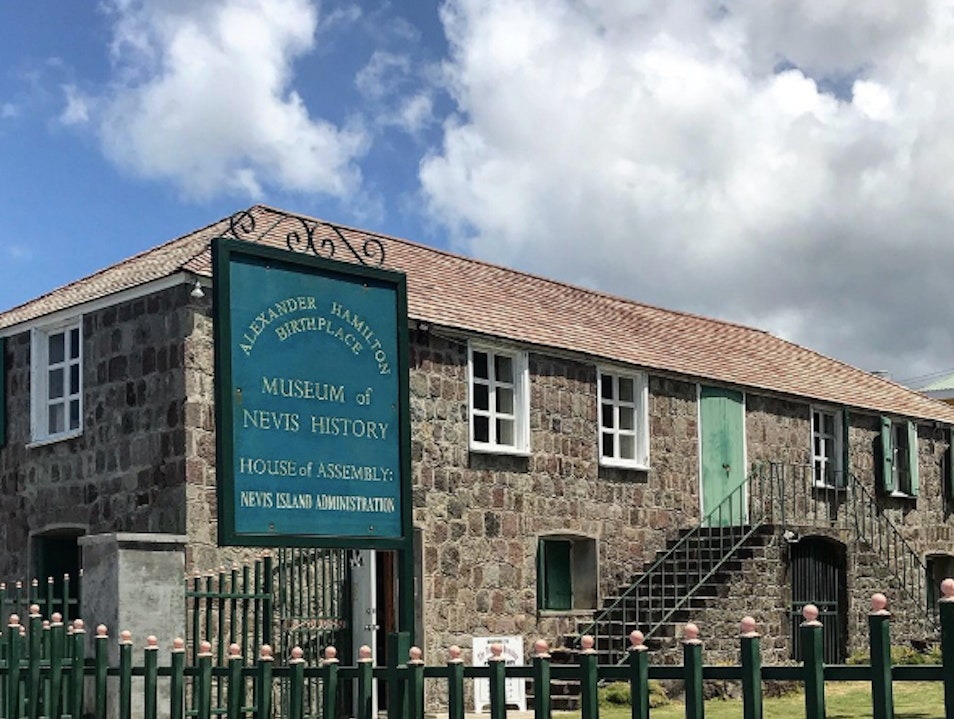 Museum of Nevis History Charlestown  Saint Kitts and Nevis