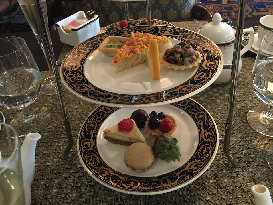 Afternoon Tea in Durham Durham North Carolina United States