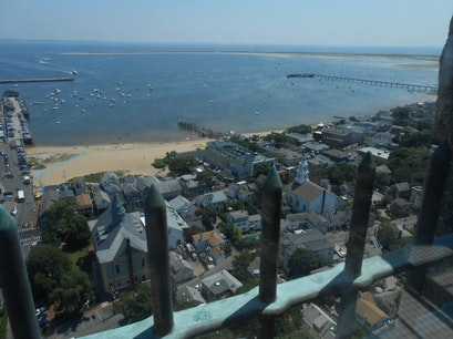 Pilgrim Monument Provincetown Massachusetts United States
