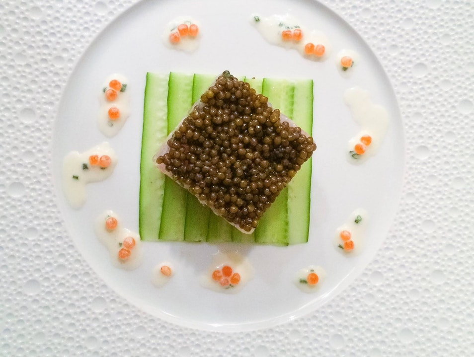 A Meal to Remember at Le Bernardin New York New York United States