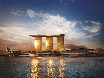 Marina Bay Sands Singapore  Singapore