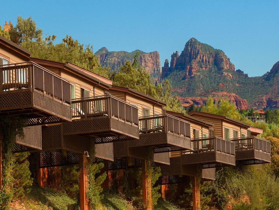 Disconnect from Everyday Stresses at L'Auberge de Sedona Sedona Arizona United States