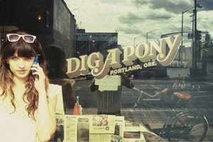 Dig A Pony