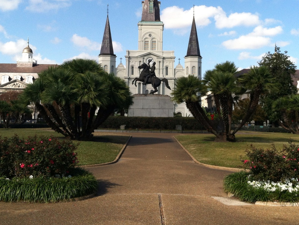 The Heart of NOLA New Orleans Louisiana United States