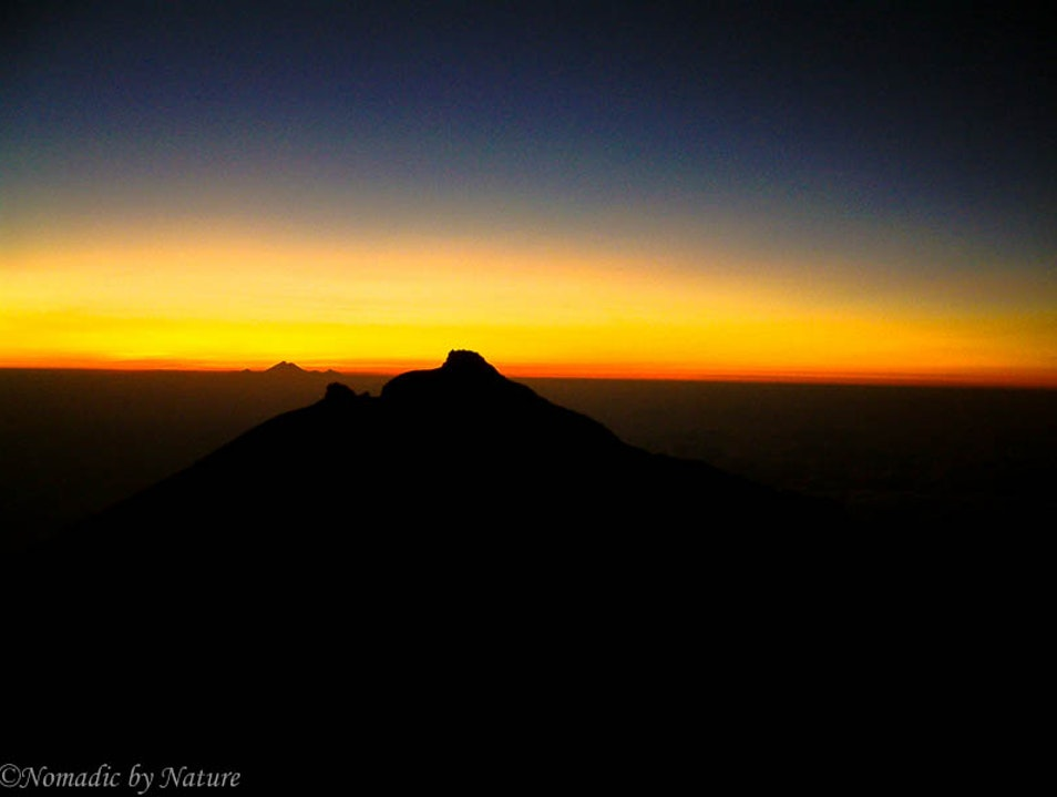 Night Climbing Volcanoes in Bali