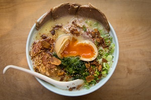 Ramen Heaven in Vancouver's West End
