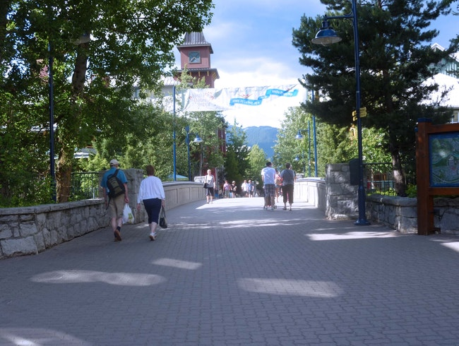 Shop Whistler Village
