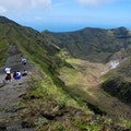 La Soufrière Cross Country Trail Charlotte  Saint Vincent and the Grenadines