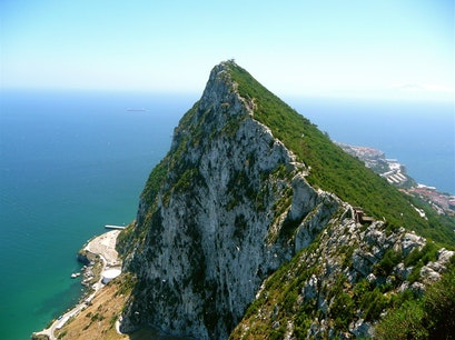 GIBRALTAR / KING OF THE HILLS Gibraltar  Gibraltar