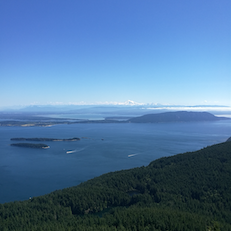 Mount Constitution at Moran State Park