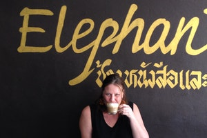 Elephant Books and Coffee
