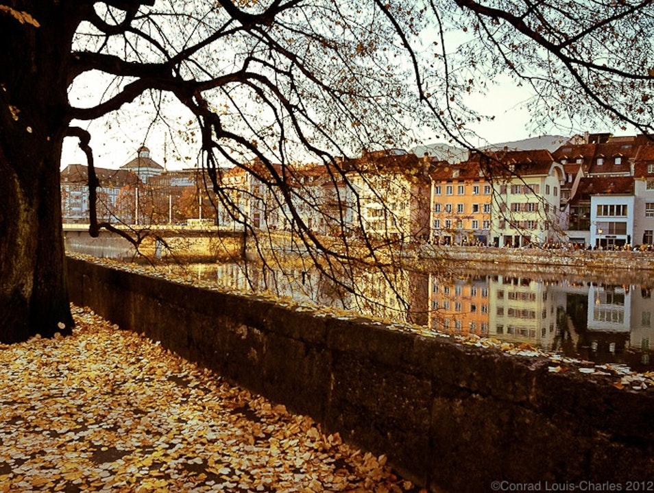 Palette of Colors in Solothurn Solothurn  Switzerland