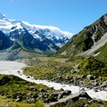 Aoraki/Mount Cook National Park Mount Cook National Park  New Zealand