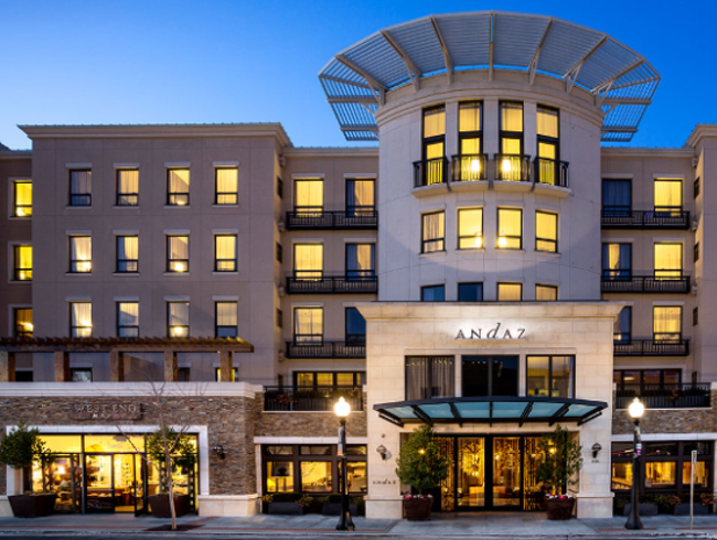 Andaz Napa Rises From the Quake in Time for Spring