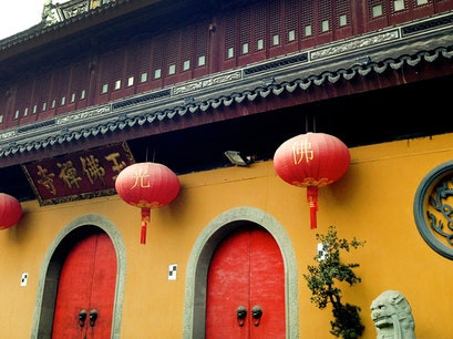 Jade Buddha Temple Shanghai  China