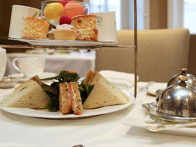 London's Best Afternoon Tea: The Draycott Hotel