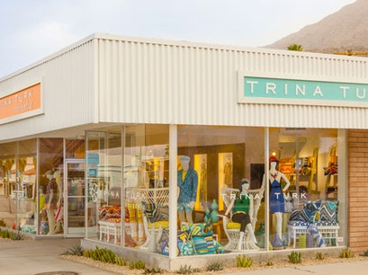 Trina Turk Boutique Palm Springs California United States