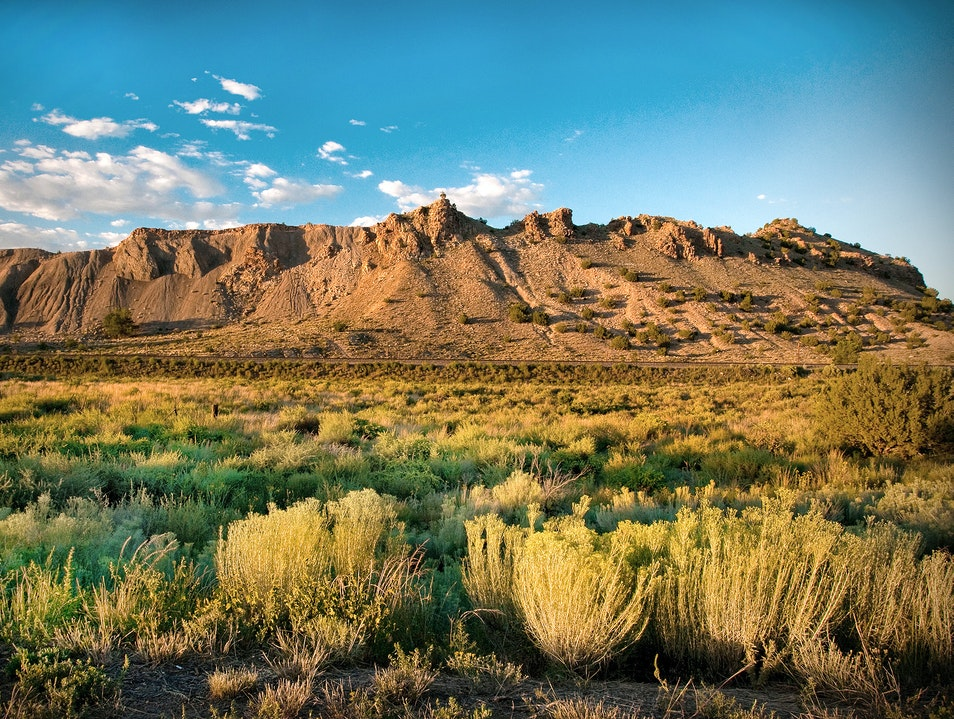 The High Chaparral, New Mexico