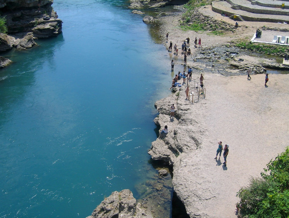 Cool day  Konjic  Bosnia and Herzegovina