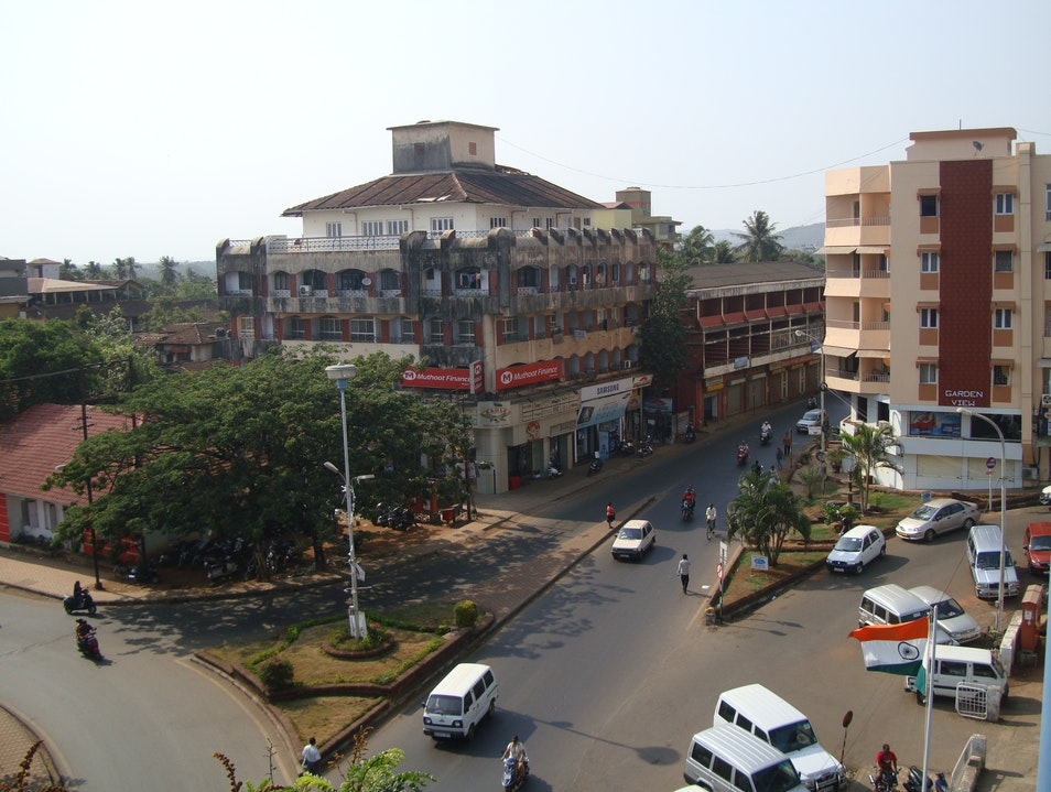 Great place Margao  India