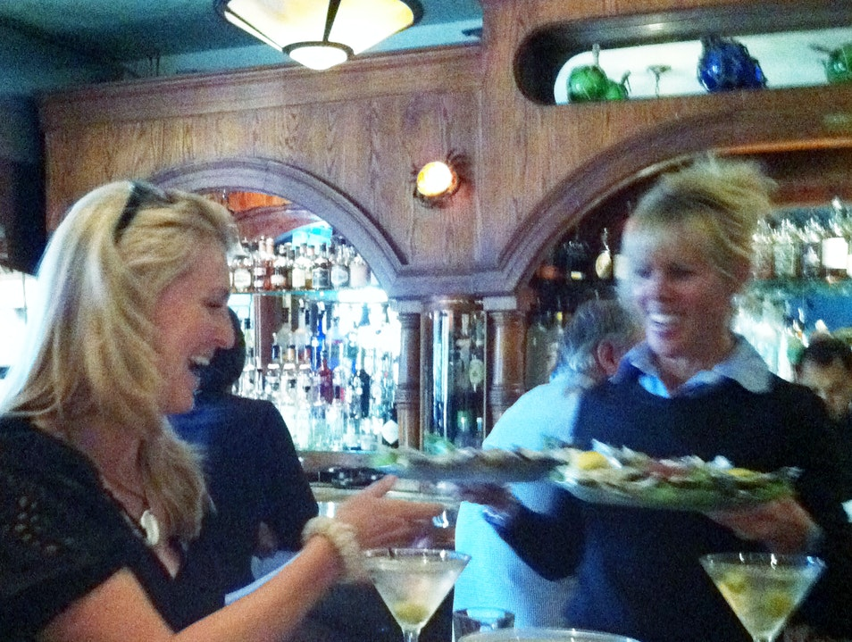 Oysters, Martinis and Locals Carmel California United States