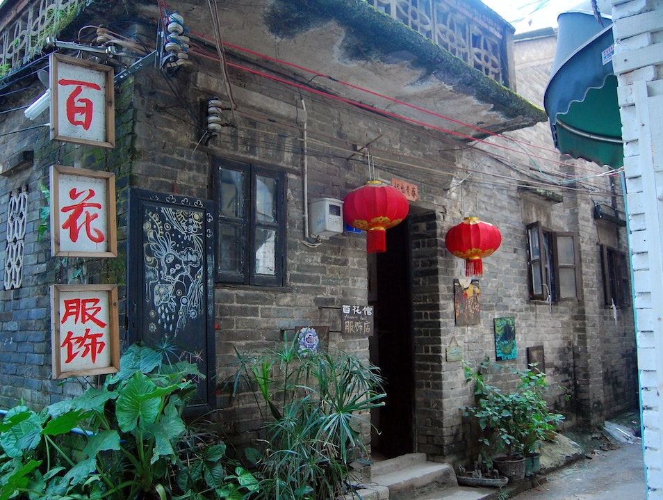 Explore China's Minority Cultures with Traditional Clothing & Accessories Guangzhou  China