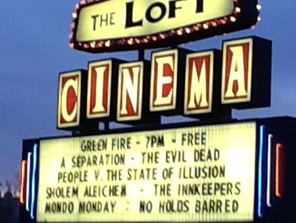 Free Screening At The Loft Tucson Arizona United States