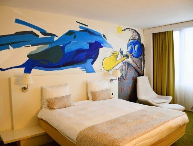 Brussels Hotel for the Art Lovers