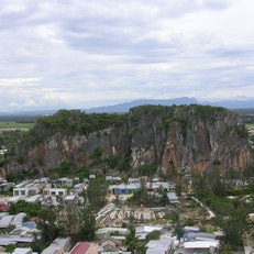 The Marble Mountains