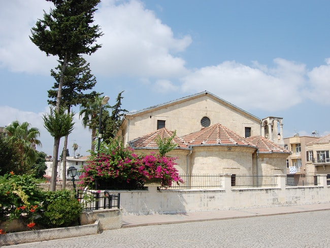 Visit the church named after the Apostle Paul in his own hometown of Tarsus