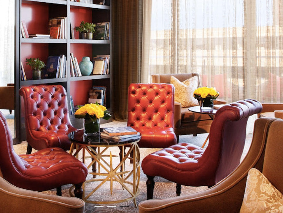UPDATED: The Dupont Circle Hotel: High Design in an Historic 'Hood Washington, D.C. District of Columbia United States