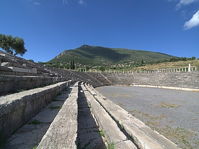 Ancient Messene Messinia  Greece