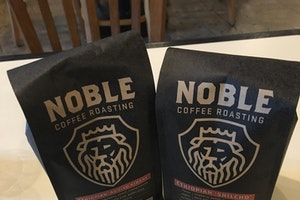 Noble Coffee Roasting