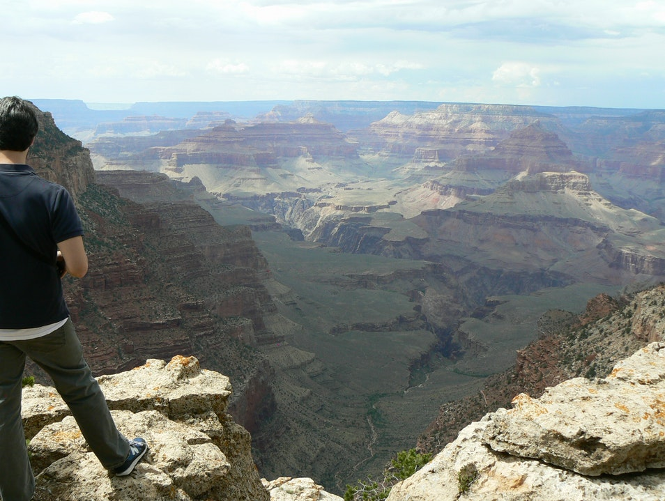 This is Arizona:  The Grand Canyon