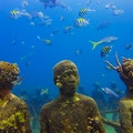Underwater Sculpture Park The Lime  Grenada