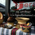 Enjera Restaurant Arlington Virginia United States