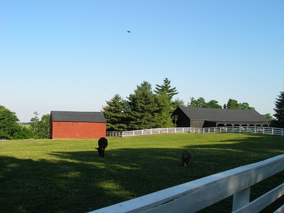 Shaker Village of Pleasant Hill Harrodsburg Kentucky United States