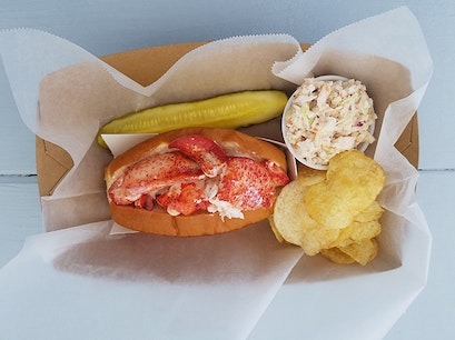 McLoons Lobster Shack South Thomaston Maine United States
