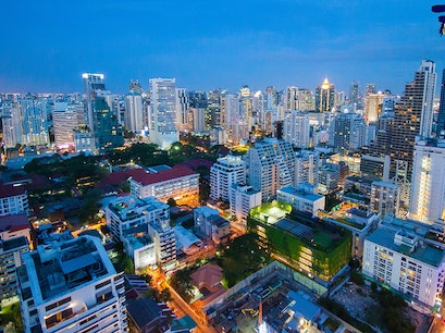 Above Eleven مطعم Bangkok  Thailand