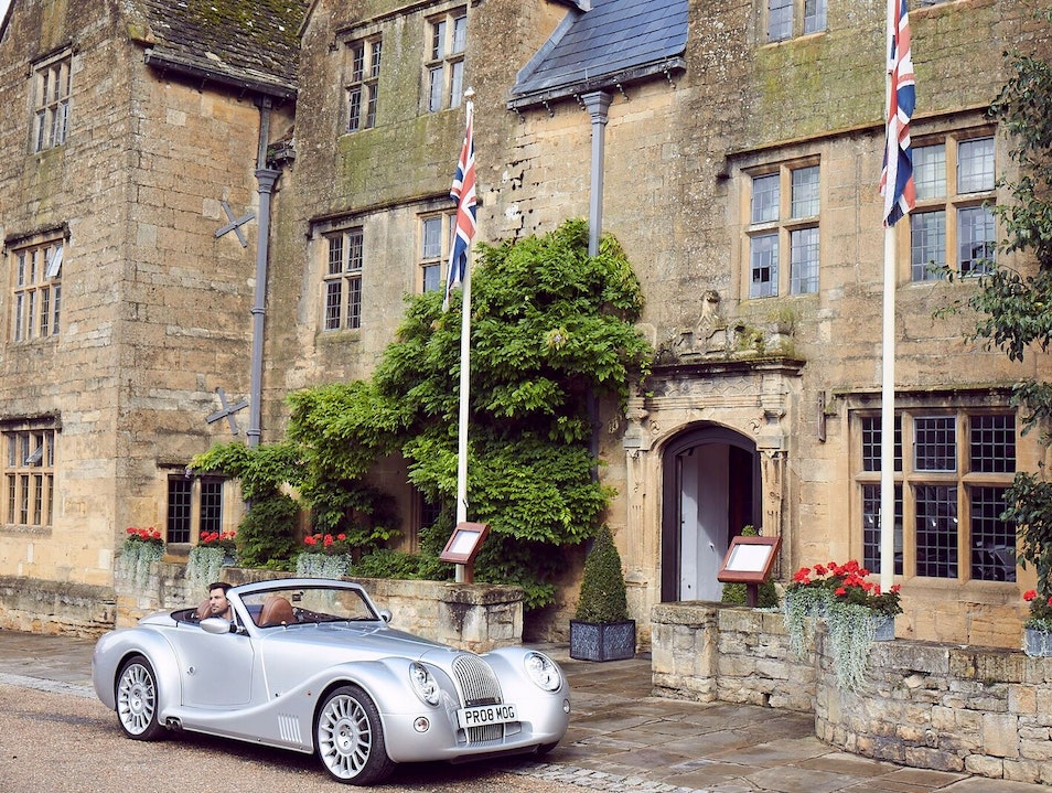 History and Scandal Await Discovery at The Lygon Arms, Cotswolds Hatfield  United Kingdom