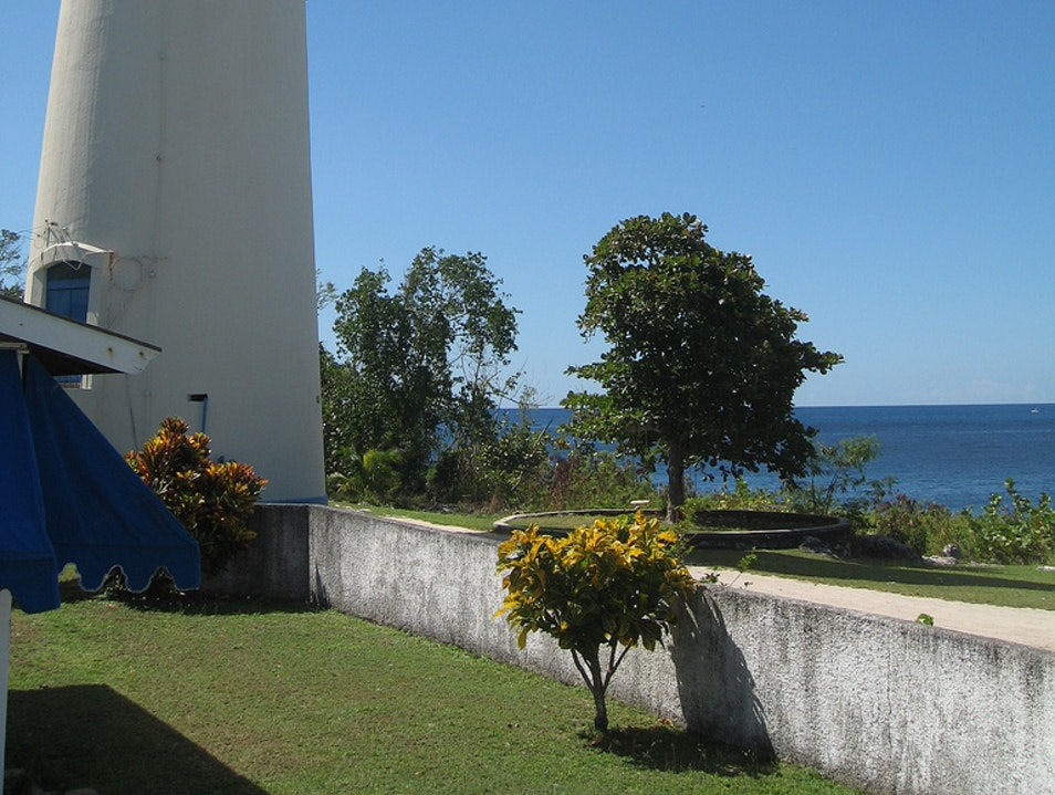 Negril's Lighthouse West End  Jamaica
