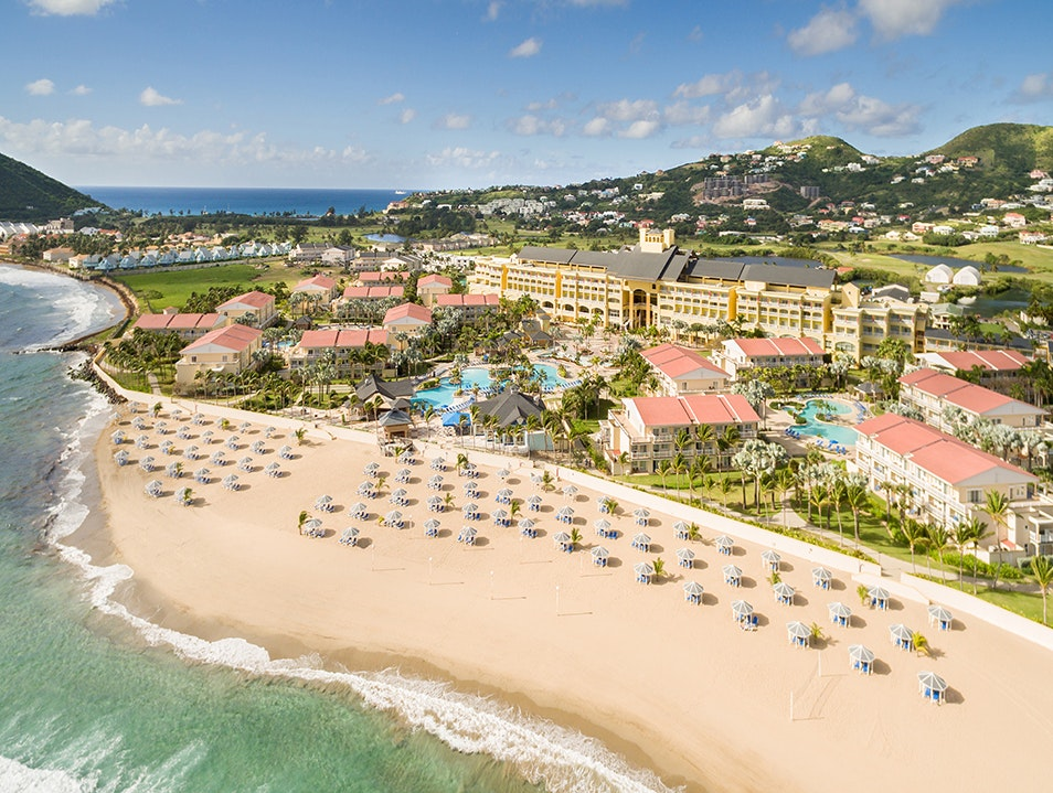 St. Kitts Marriott Resort & The Royal Beach Casino Kittian Village  Saint Kitts and Nevis