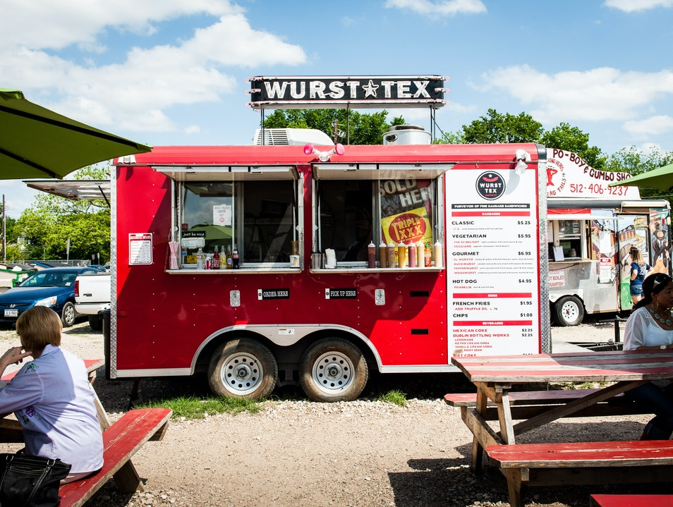 Food Truck for Every Craving
