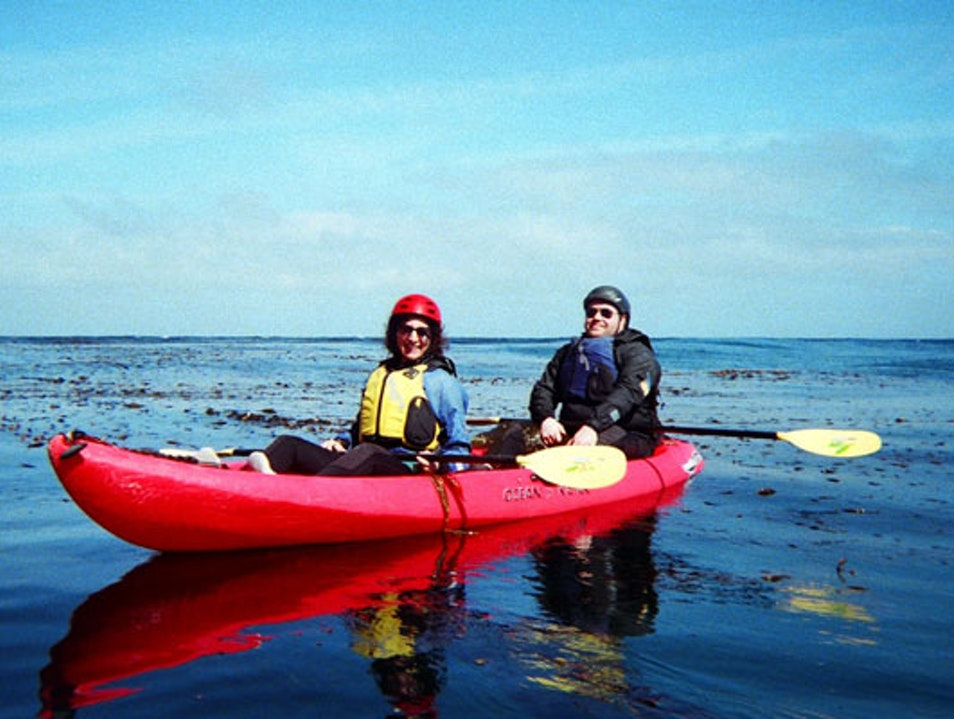 Channel Islands—Kayaking and Hiking in One of So. Calif.'s Most Beautiful Locations Ventura California United States
