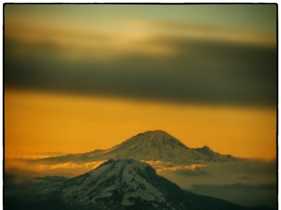 Mt Adams Yakima Washington United States