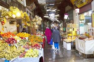 Fes Medina Food Markets