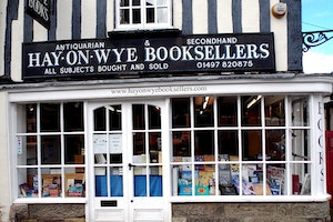 Hay On Wye Booksellers