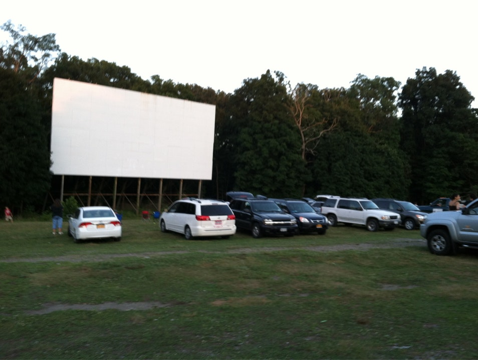 Hyde Park Drive In Hyde Park New York United States