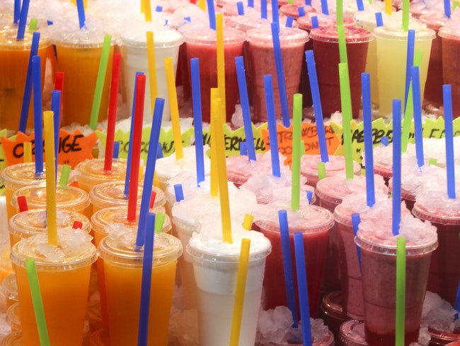 Fresh Smoothies in Barcelona