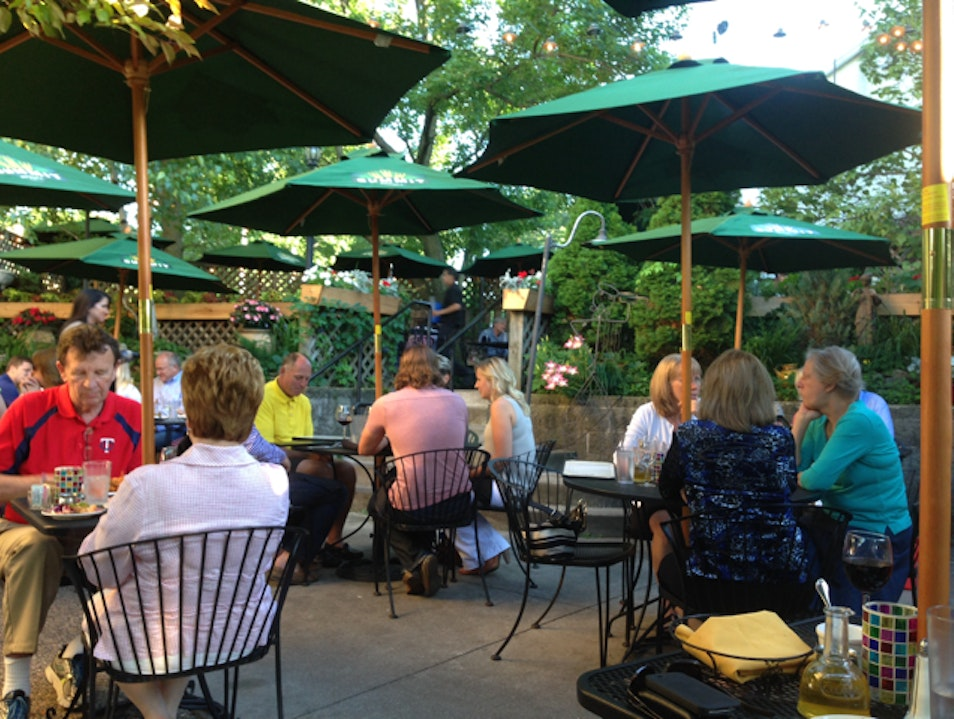One of the best patios for summer dining Saint Paul Minnesota United States